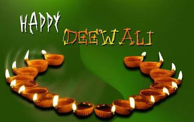 Deepawali Mubarak Ho HD Image Wallpaper