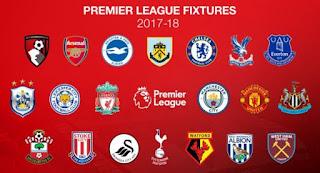 Jadwal Siaran Langsung Liga Inggris Sabtu-Minggu 24-25 Februari 2018