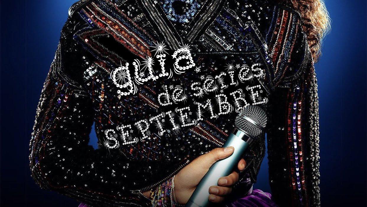 Guía de estrenos y regresos de series en septiembre de 2020