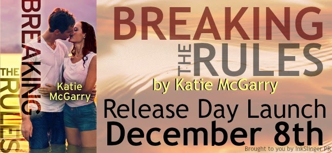 Breaking the Rule Release Day Banner