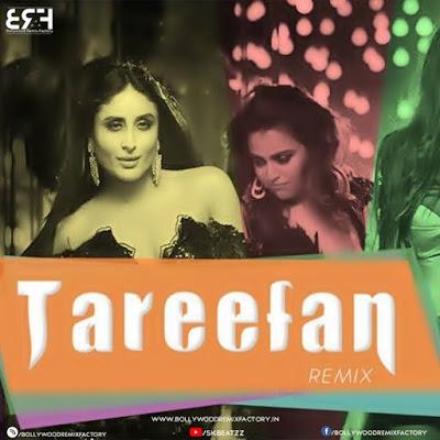 Tarefaan I Veere Di Wedding I Remix I DJ SaN