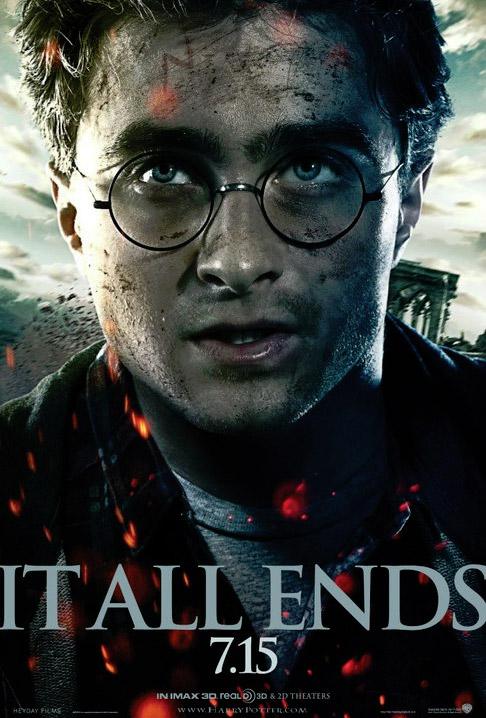 Harry Potter y las Reliquias de la muerte. Parte II