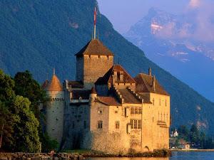 Kastil Chillon
