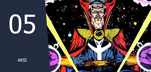 Fakta Doctor Strange dalam Komik Marvel