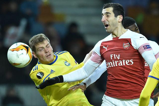 Arsenal FC Mkhitaryan