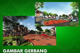 Perumahan G- Land Padalarang Valley Bandung
