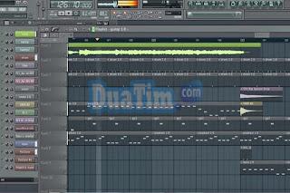 Membuat Musik Remix Bagi Pemula Dengan FLstudio