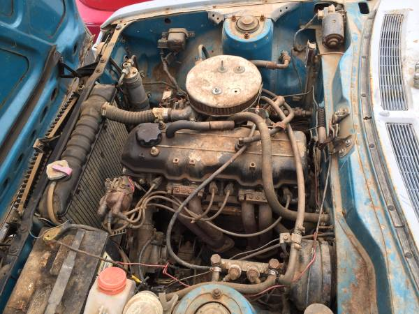 Engine Project, 1973 Toyota Celica