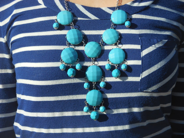 statement jewelry necklace summer