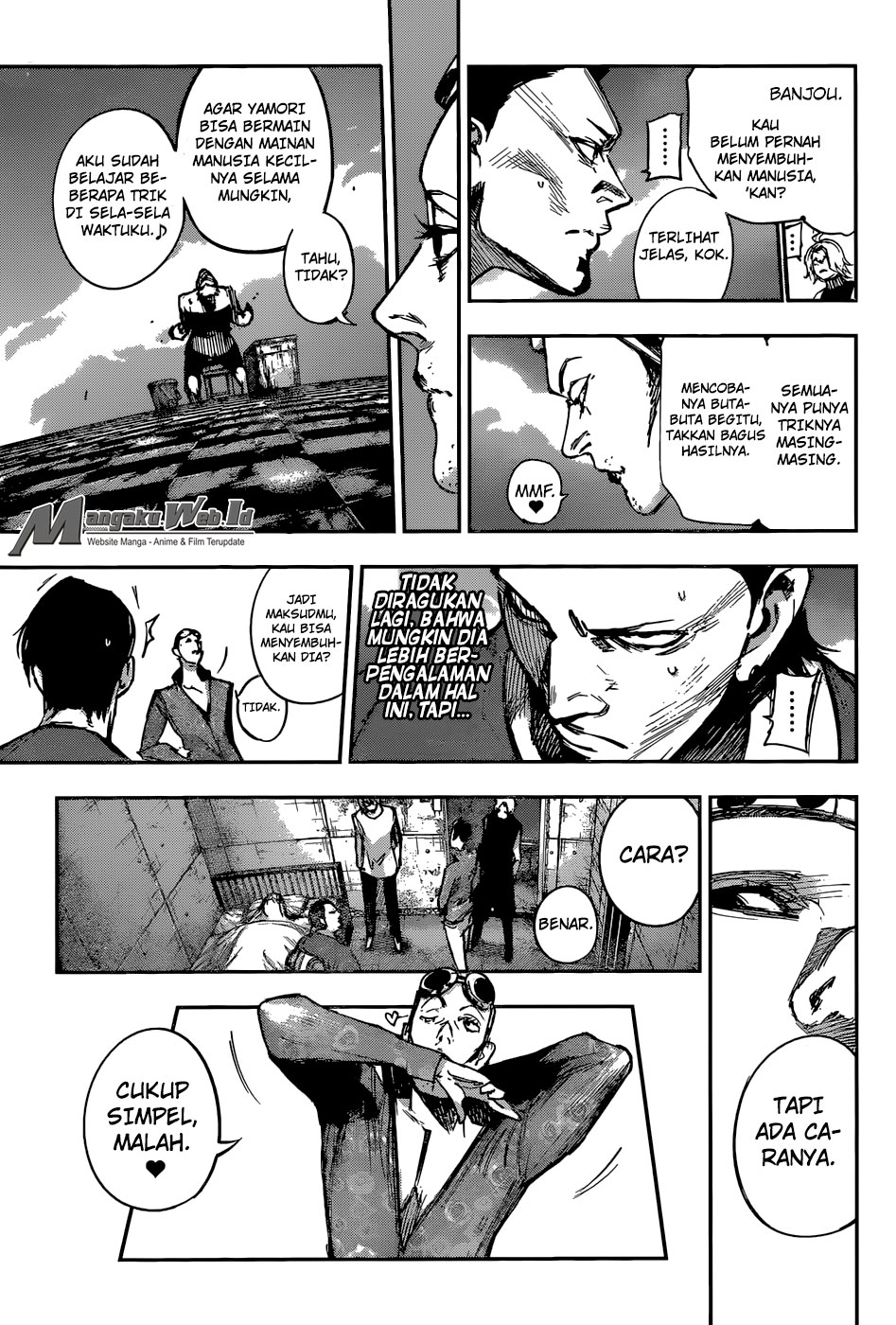 Tokyo Ghoul: Re Chapter 102-4