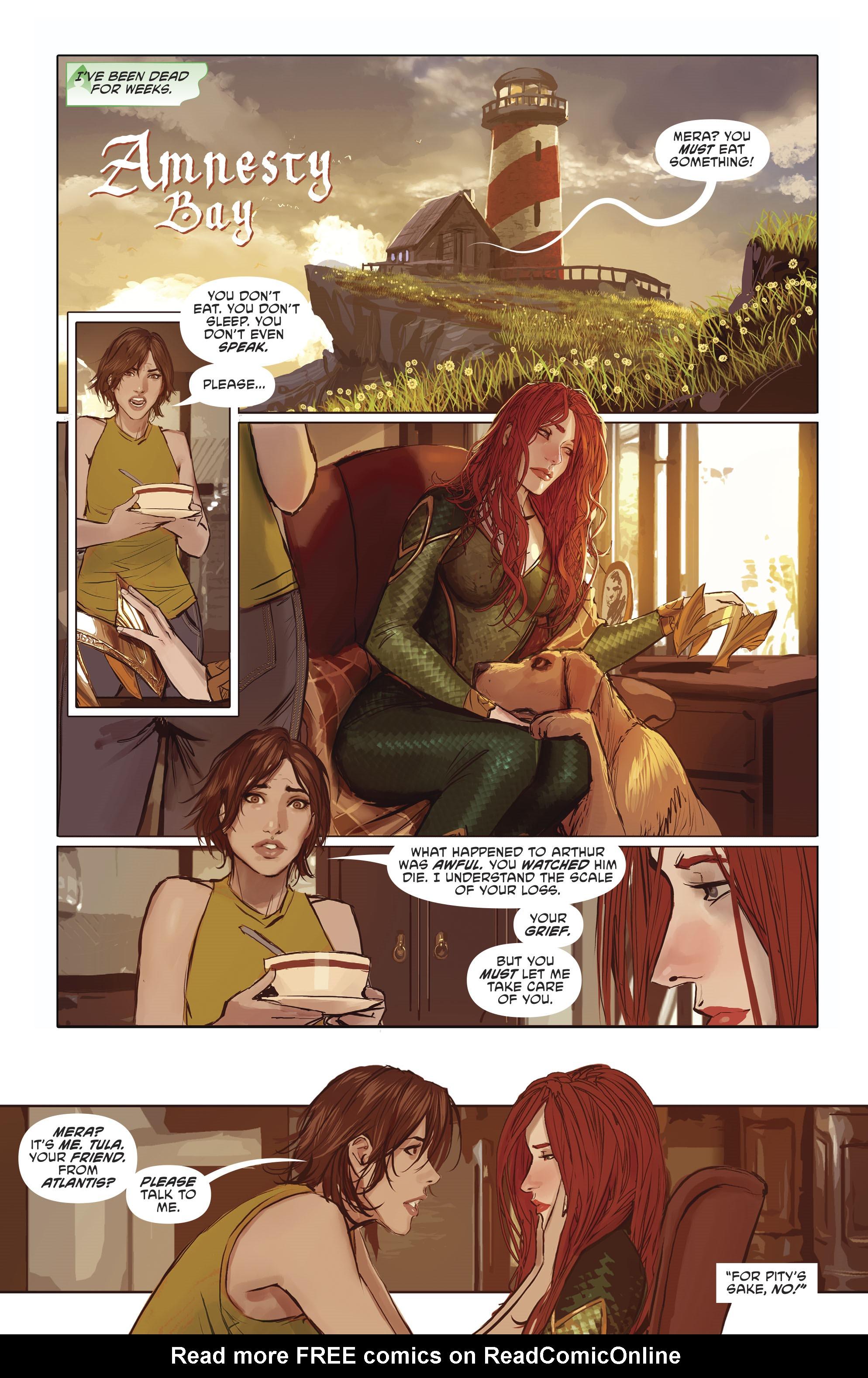 Read online Aquaman (2016) comic -  Issue #25 - 12