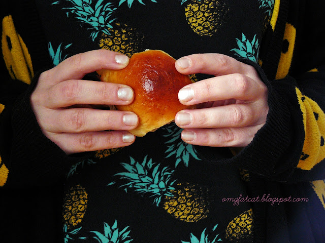 hawajskie bułeczki hawaiian sweet rolls omg fatcat