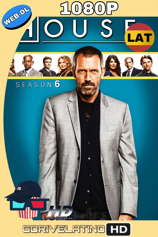 Dr. House Temporada 6 (2009) (22/22) WEB-DL 1080p (Latino-Inglés) MKV