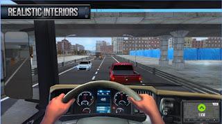Truck Simulator 2017 Mod Apk Terbaru
