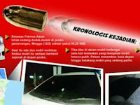 Jakarta rasa Texas, Posko Paslon 1 Ditembaki, Pelaku Pakai Pajero dan Fortuner