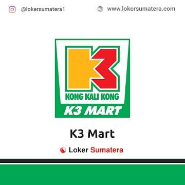 Lowongan Kerja Medan, K3 Mart Juni 2021