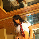 Andrea Rincon – Selena Spice – Vestida De Colegiala Foto 88