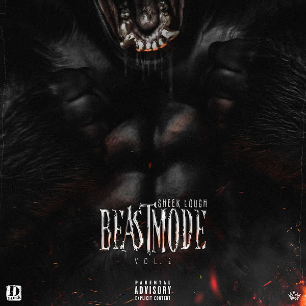Sheek Louch - Beast Mode, Vol. 1 - EP Cover