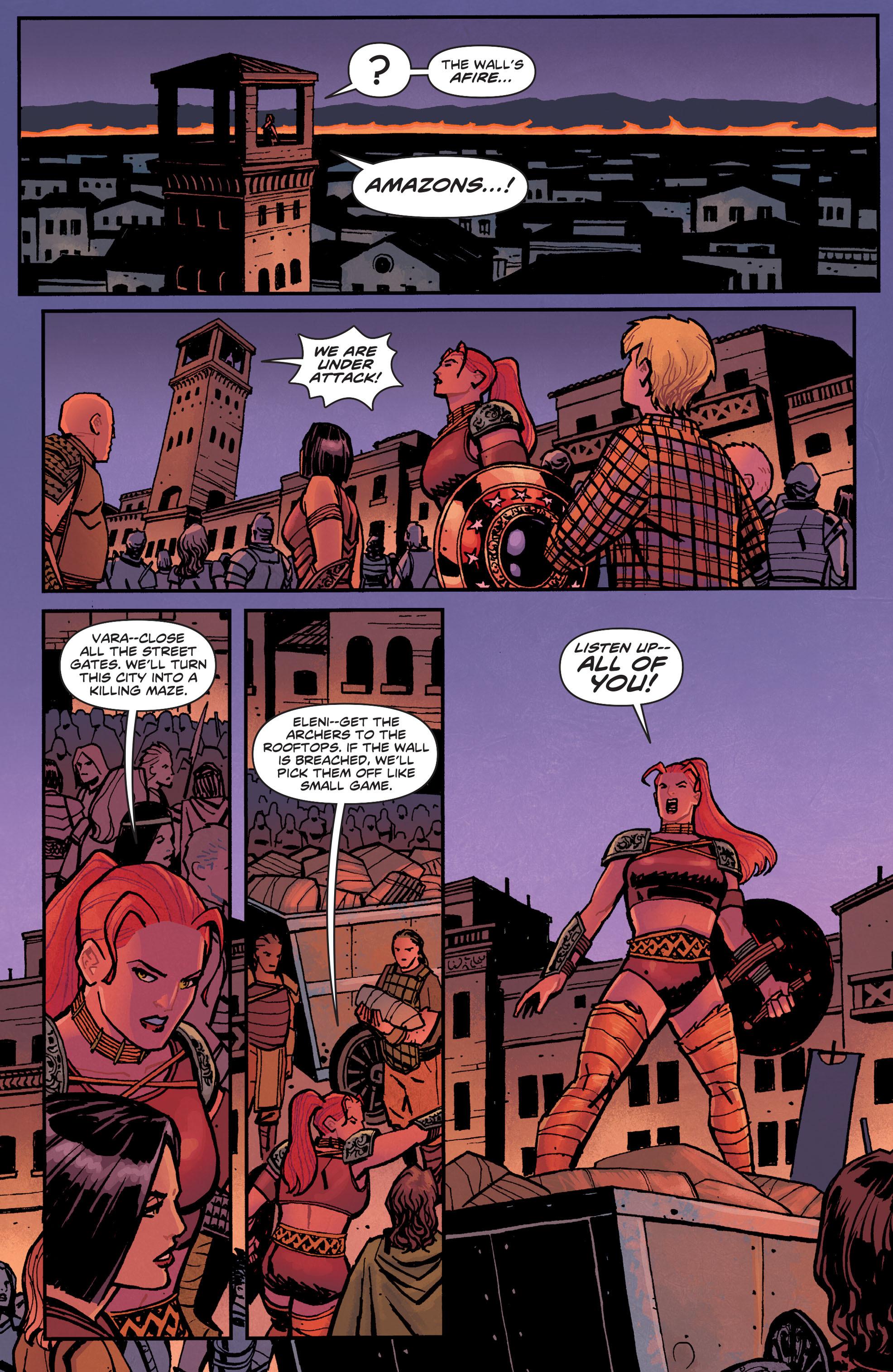 Read online Wonder Woman (2011) comic -  Issue #33 - 8