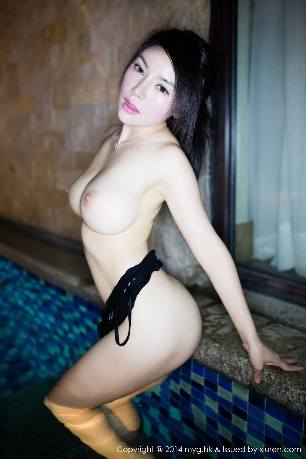 0056 - Hot Photo Model MYGIRL VOL.31