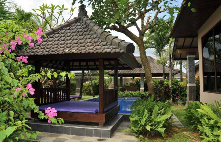 60 Pictures of Minimalist Bamboo and Wood Gazebo Designs
