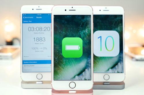 هل قمت بالتحديث إلى الإصدار iOS 10.2 ؟ هل تحسنت البطارية ؟