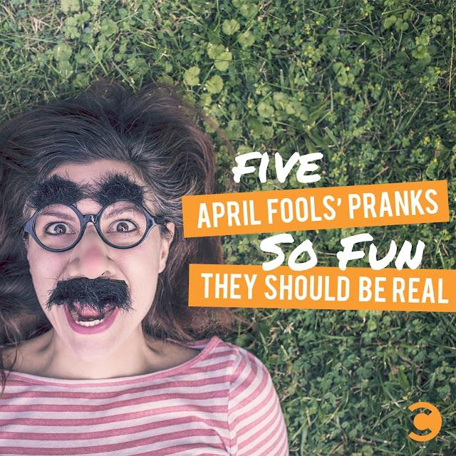 April Fools Prank For wife