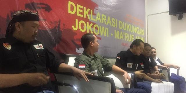 Gatot Nurmantyo gagal nyapres, relawan GNR putar arah dukung Jokowi