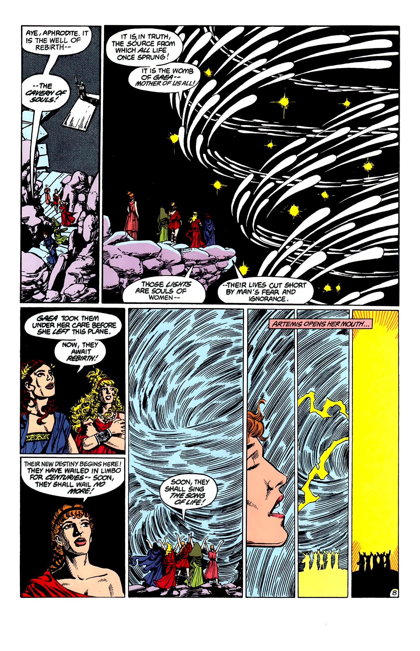 Read online Wonder Woman (1987) comic -  Issue #1 - 10