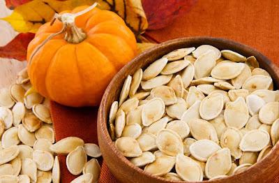 7 bienfaits procurés par les graines de  citrouille