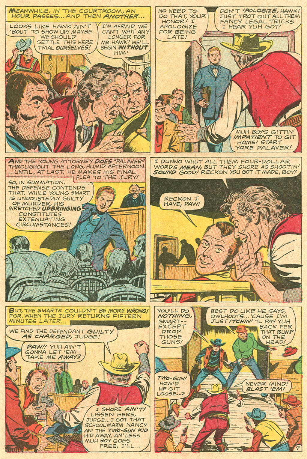 Read online Two-Gun Kid comic -  Issue #92 - 10