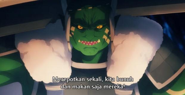 Sword Art Online: Alicization Episode 03 Subtitle Indonesia