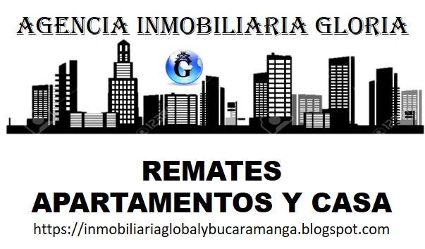 REMATES CASA Y APARTAMENTOS BUCARAMANGA Y FLORIDABLANCA