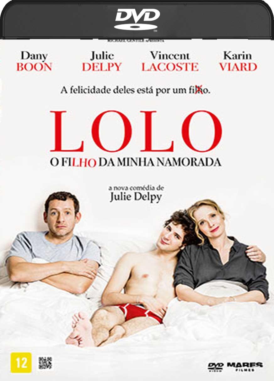 Lolo – O Filho Da Minha Namorada (2016) DVD-R Oficial