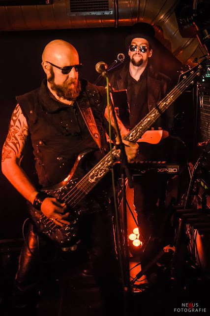 Stefan Frost mit Oberer Totpunkt live in Ilmenau