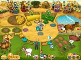 Free Download Farm Mania Hot Vacation For PC Full Version - ZGASPC