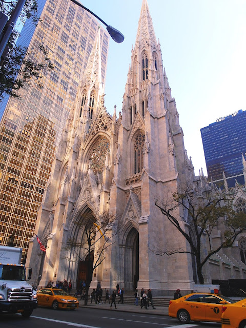 St Patrick´s Cathedral, New York