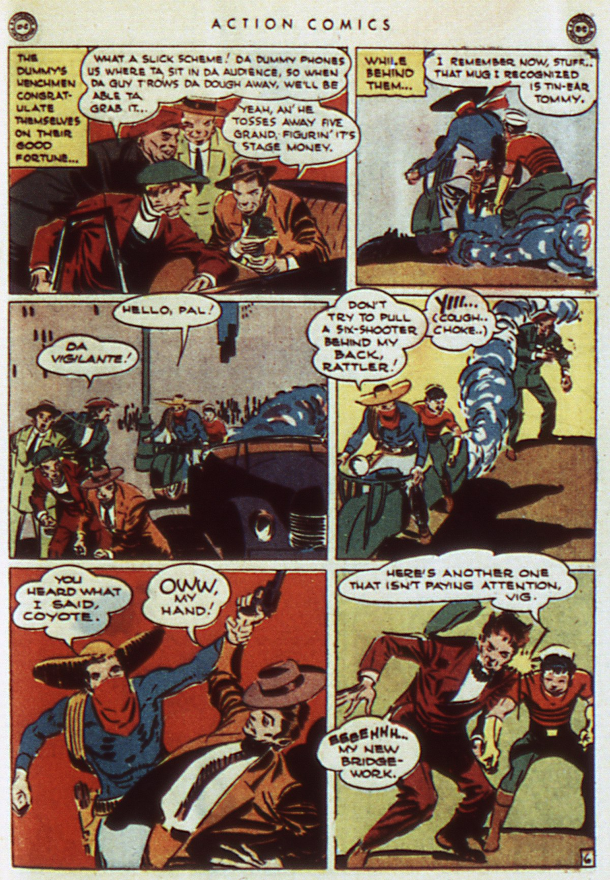 Read online Action Comics (1938) comic -  Issue #96 - 29