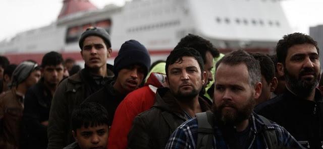 Έλληνες πολίτες παρίες και «πρόσφυγες» υπεράνω του νόμου!