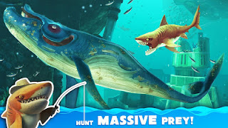 Hungry Shark World v1.4.0 Mod Apk (unlimited Coin) Terbaru