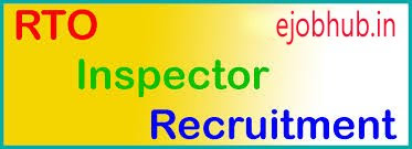 RTO Inspector Recruitment