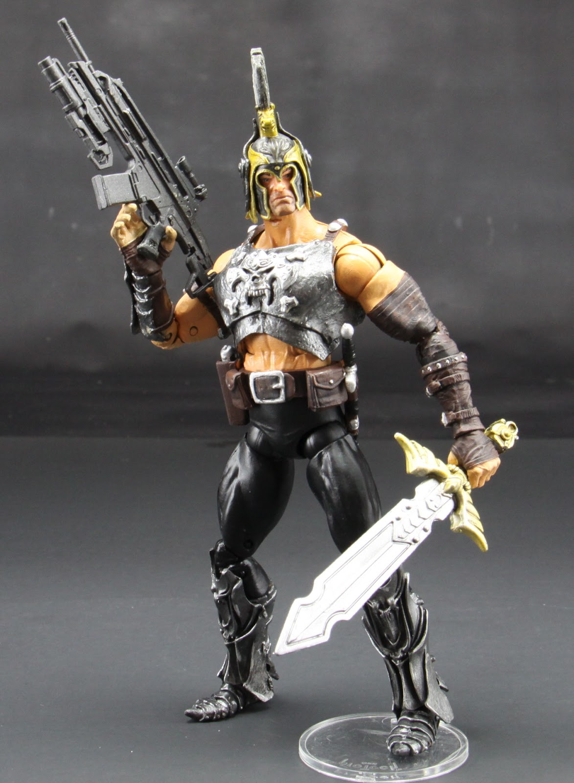 non tf ares movie concept avengers 2 marvel legends