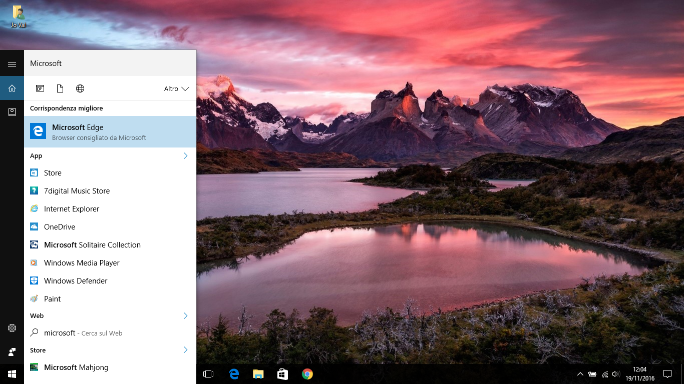 Come spostare in alto la casella di ricerca di Cortana in Windows 10 HTNovo