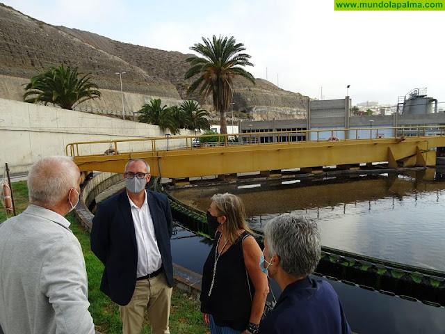 El Gobierno canario colabora con el Estado para determinar la presencia de la COVID-19 en las aguas residuales de las Islas
