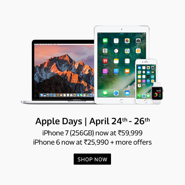 dd18a7c1cb507f Apple Day Sale Lowest Online Price On Apple Product - Freebie ...