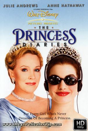 El Diario De La Princesa [1080p] [Latino-Ingles] [MEGA]