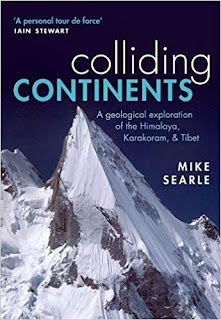 Books: Colliding Continents And Reading The Rocks