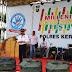 Walikota Sungai Penuh Hadiri Hajatan Milenial Road Safety Festival yang DIlaksanakan Polres Kerinci