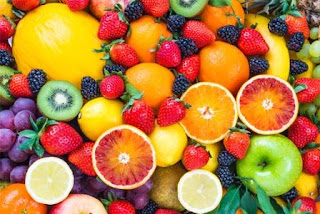 Makan Makanan Yang Sehat Cara Untuk Mendapatkan Kulit Putih Bersinar