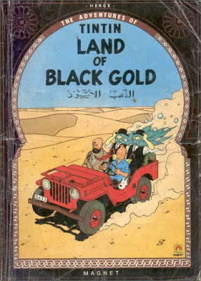 Download free ebook Tintin and the Land of Black Gold pdf